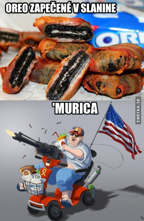 Only in Murica
