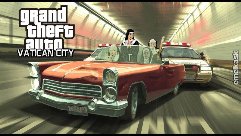 Grand Theft Auto: Vatican City