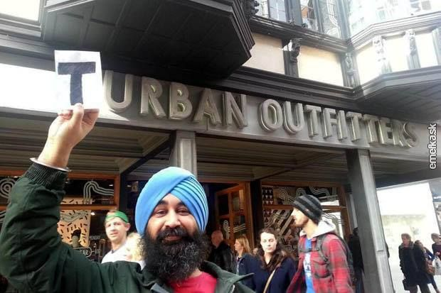 :D Turban everywhere