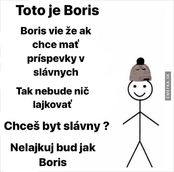 Zas ten Boris