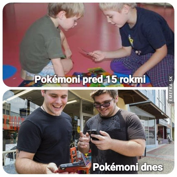 Pokémon upgrade