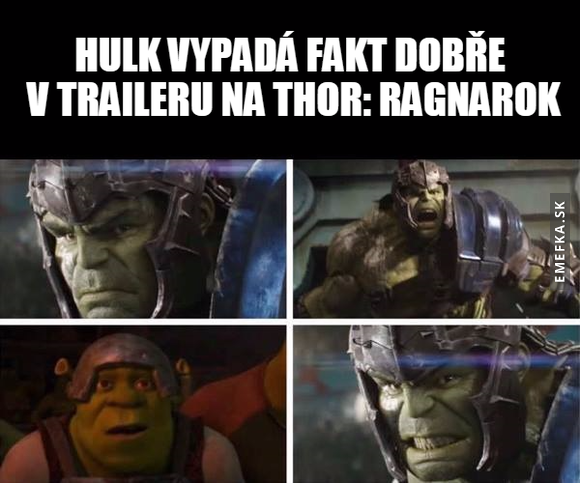 SomeBODY once Thor me the world is gonna Hulk me