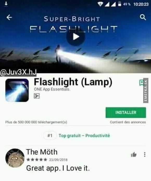 Möth is the best