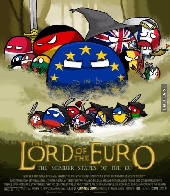 Lord of Euro