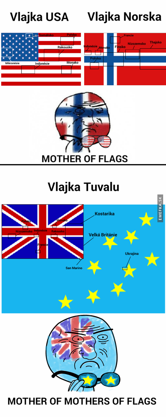 The new flag queen