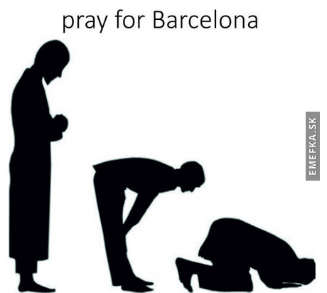pray for ... (insert country)
